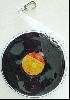 ガジェットパスケース Record - レコードデザインのパスケース!通勤通学から良く使うカード入れにも。