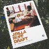 Ruff Draft (Poster) J Dilla - STONES THROWポスター8種!
