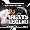Mr.BEATS a.k.a. DJ CELORY / Beats Legend [MIX CD] - 日本のLegendたちを巧みにミックス!