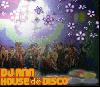 [再入荷待ち]DJ ANN / HOUSE de DISCO [MIX CD] - 早い展開+ロングミックスと職人技!