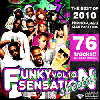 DJ mayuko / Funky Sensation Vol.10 -The Best Of 2010- [MIX CD-R][Dead Stock] - 女の子ウケ抜群の1枚!!