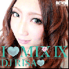 <img class='new_mark_img1' src='https://img.shop-pro.jp/img/new/icons16.gif' style='border:none;display:inline;margin:0px;padding:0px;width:auto;' />【特別価格】DJ Risa / I Love Mix 9 [MIX CD] - 絶対裏切らない最強厳選50曲収録!