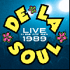 DE LA SOUL / Live At The Chestnut Cabaret (Philadelphia, 1989) [CD][DI1303]