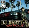 DJ Nasty-G / Newest Anthem Vol.4 [MIX CD] - さらにNew West人気が過熱されるであろう一枚!!