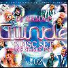 DJ HAMA-P / Twinkle vol.02 [MIX CD+DVD] - パーティーっ子に激オススメな1枚!!