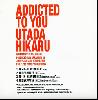 <img class='new_mark_img1' src='https://img.shop-pro.jp/img/new/icons34.gif' style='border:none;display:inline;margin:0px;padding:0px;width:auto;' />【特別価格】Utada Hikaru / Addicted To You [CD Single] - プロデューサーに何とJam & Lewisを招いた1枚!