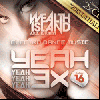 DJ KIRIST / YEAH 3× vol.16 & 2013 1st HALF BEST [2MIX CD] - 超スペシャル2CD!!