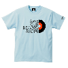 SAVE OUR RECORD SHOPS (ライトブルー) - [ FREEDOM MUSIC Tシャツ ]