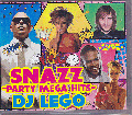 DJ LEGO / SNAZZ -PARTY MEGA HITS- [MIX CD] - PARTY野郎に最高のMIX CDが完成!!