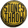 STONES THROW / TURNTABLE SLIPMATS [STHSLIPMATB&Y][DI1310](US製2枚組)
