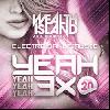 DJ KIRIST / YEAH 3× vol.20 [MIX CD] - 激激激パーティーソングのオンパレード!!