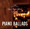 Late Night Moods PIANO BALLADS Sweet'n Slow Jazz Collection [CD]