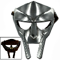 MF Doom / Rapper Madvillain Gladiator Mask [DI1405][IN2295][DOOMMASK]