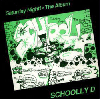 Schooly D / Saturday Night! (2CD DELUXE) - 1987 [FTGHH003][DI1407][2CD]