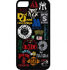 【SURE SHOT】HIP HOP Label iPhone5/5S Case