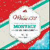 DJ UE / Monthly whizz vol.132 [MIX CD] - 新譜MIX界のフラグシップ!!