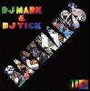 DJ MARK & DJ BAMBOO CHILD (ex.DJ TICK) / BACKWARDS [2MIX CD]