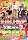RIP CLOWN / CREEP VOL.13 BEST OF 2014 2ND HALF [2MIX DVD] - 嬉しいコンセプト別の2枚組!!