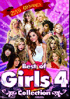 V.A. / Best Of Girls Collection 4 [2MIX DVD] - ガールズソングのみ収録した究極のキャッチ−MIX DVD!!