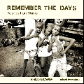 Wataru from King Life Star / Remember The Days [MIX CD] - オシャレで渋いユニークな一枚!!