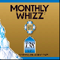 DJ UE / Monthly whizz vol.138 [MIX CD] - 狂喜乱舞必至のNON-STOP MIX!!
