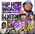 DJ Mitch a.k.a. Rocksta / HIPHOP MAGAZINE -BEST OF 2014- [MIX CD] - BEST盤HIPHOPオンリーミックス!!