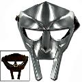 MF Doom / Rapper Madvillain Gladiator Mask [DI1405][IN2295][DOOMMASK]