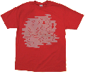 MADLIB SMOKED OUT T-SHIRT RED [Tシャツ]