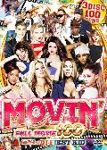DJ FIRST KID / MOVIN' FULL MOVIE 100 [3MIX DVD] - 全100曲、3枚組!!