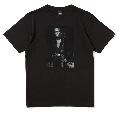 "Anthony Barboza ""Miles Davis"" T-shirt - レジェンドフォトを大胆に!!"
