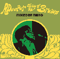 【10%OFF】DJ MURO / A Deeper Shade of Brown [MIX CD] - 帝王JBに捧げる究極のミックスCD!