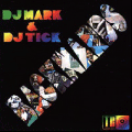 DJ MARK & DJ BAMBOO CHILD (ex.DJ TICK) / BACKWARDS [2MIX CD] - 90年代HIPHOP CLASSICS!
