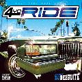 DJ Deequite / 4 Yo Ride [MIX CD] - スクラッチ・二枚使いなどのスパートリックや天性のアイディアを駆使!!