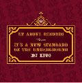 DJ KIYO / UP ABOVE RECORDING PRESENTS IT'S A NEW STANDARD OF THE UNDERGROUND [MIX CD+DVD]