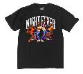NIGHT FEVER Champion T-Shirts [Tシャツ] - ブラック、グレー、ホワイトの3カラー!