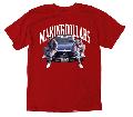 MAKING DOLLAR Champion T-Shirts [Tシャツ] - レッド、ブラック、グレー、ホワイトの4カラー!
