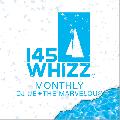 DJ UE / Monthly whizz vol.145 [MIX CD] - 皆様に愛され続けて遂に12周年!!