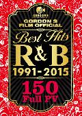 GORDON S FILM / BEST HITS R&B [2枚組DVD] - 『1991〜2015年の25年間におよぶ名曲R&B』を厳選収録!