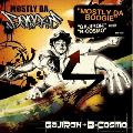 DJ GAJIROH+B-COSMO / MOSTLY DA BOOGIE [MIX CD] - 90年代USヒップホップにUKドープビーツ!