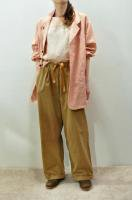 【SOLD OUT】「69」sixty-nine  Shirt Blazer (Dusty Rose /XS-S)