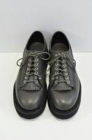 【SOLD OUT】 foot the coacher  Commando Shoes / Vibram Sole (Khaki)