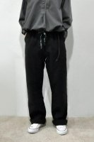 【SOLD OUT】KristenseN DU NORD Cotton Trousers (Black)