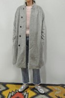 <img class='new_mark_img1' src='//img.shop-pro.jp/img/new/icons8.gif' style='border:none;display:inline;margin:0px;padding:0px;width:auto;' />STEPHAN SCHNEIDER   Wool Shaggy Coat (Stone)