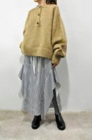 <img class='new_mark_img1' src='https://img.shop-pro.jp/img/new/icons20.gif' style='border:none;display:inline;margin:0px;padding:0px;width:auto;' />HAKUJI  Mohair Knit (Beige)