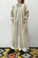 【SOLD OUT】bassike  Drowstring Trench Coat