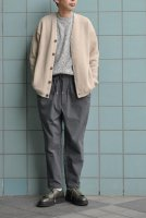 【SOLD OUT】crepuscule  KANOKO Cardigan (Beige)