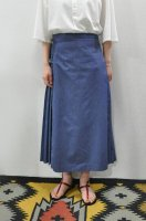 <img class='new_mark_img1' src='https://img.shop-pro.jp/img/new/icons8.gif' style='border:none;display:inline;margin:0px;padding:0px;width:auto;' />m's braque  Maxi Qult Skirt (Indigo)
