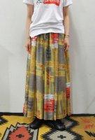 【SOLD OUT】Simeon farrar Print Long Skirt