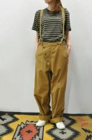 <img class='new_mark_img1' src='https://img.shop-pro.jp/img/new/icons20.gif' style='border:none;display:inline;margin:0px;padding:0px;width:auto;' />USU GALLERY  Fireman Pant (Beige)