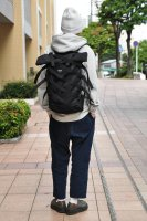 【SOLD OUT】BRAASI INDUSTRY  WICKER Back Pack (Black)